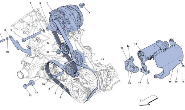 ALTERNATOR - STARTER MOTOR