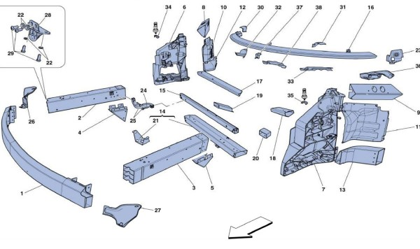 CHASSIS - STRUCTURE