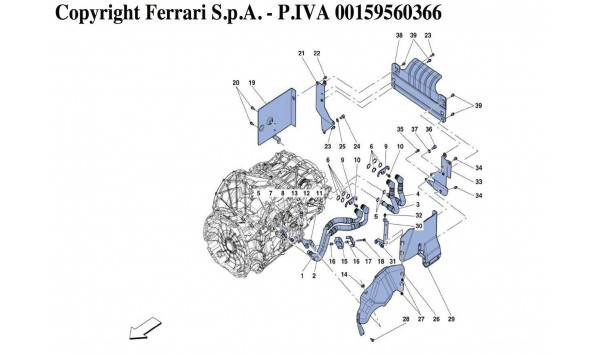 GEARBOX OIL LUBRICATION AND COOLING SYSTEM