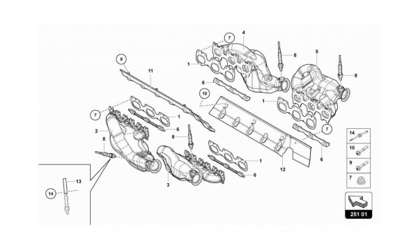 042 EXHAUST SYSTEM