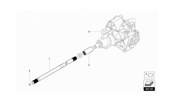 067 PROPELLER SHAFT