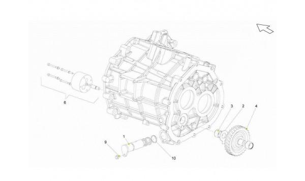 048 Gearbox Oil Pump