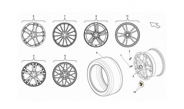 074 Rear Tyre