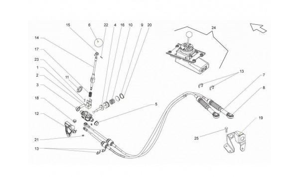 092 Manual Transmission Controls