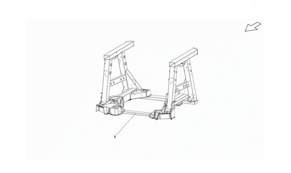 075 Rear Frame Elements