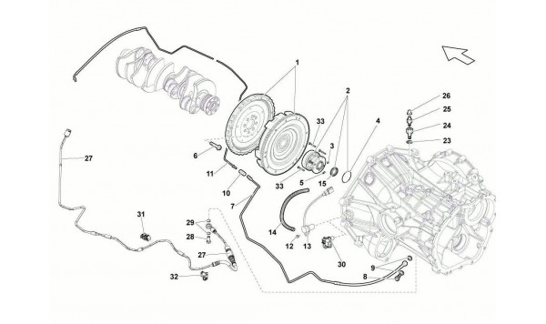 022 Clutch (Manual)