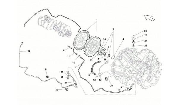 023 Clutch (E-gear)