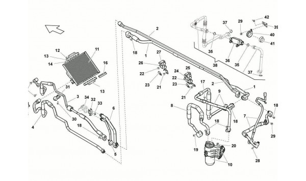032 Air Conditioning System