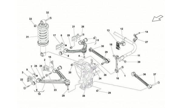 056 Rear Arms