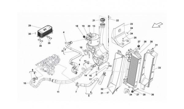 015 Oil System Radiator