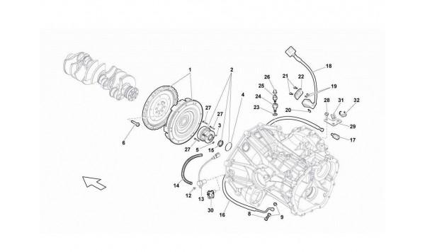 027 Clutch (e-gear)