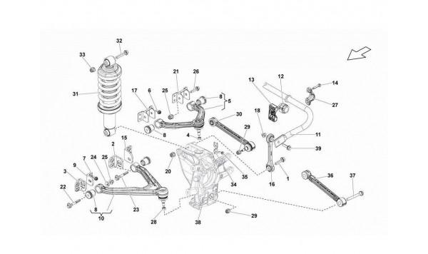 063 Rear Arms