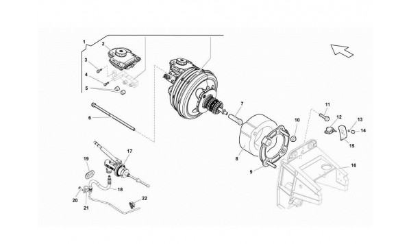 089 Power Brake
