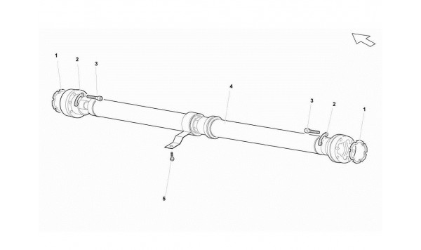 048 Propeller Shaft