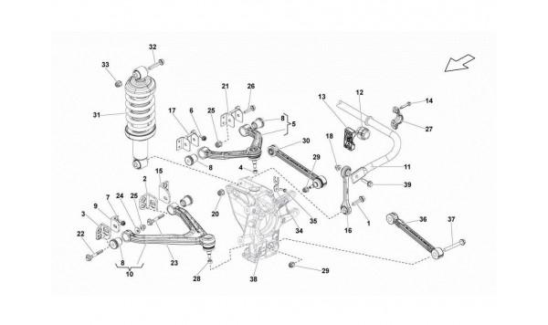 065 REAR ARMS