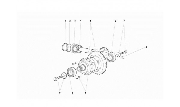 039 26.02.00-REAR DIFFERENTIAL