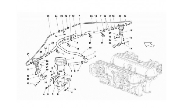 027 Secondary Air System