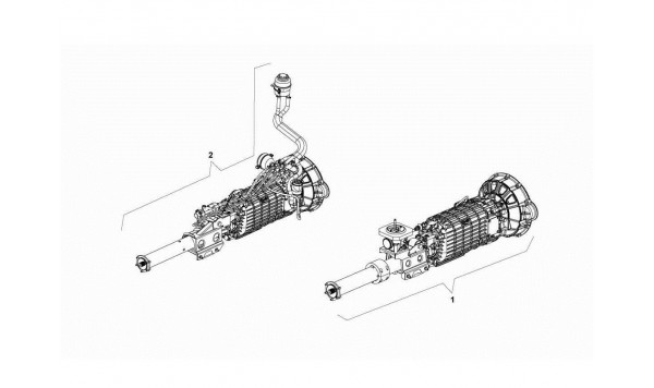 042 Gearbox Assembly