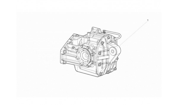 061 Rear Differential Assembly