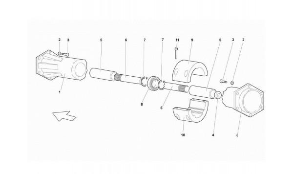 067 Propeller Shaft