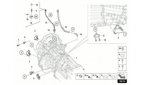 037 E-GEAR SENSORS