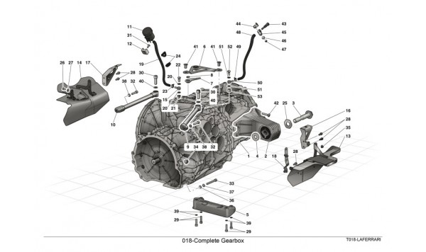 018-Complete Gearbox