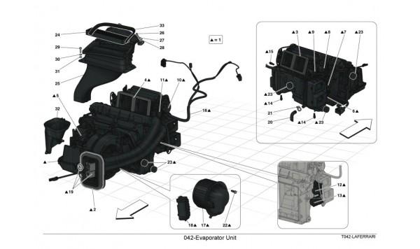 042-Evaporator Unit
