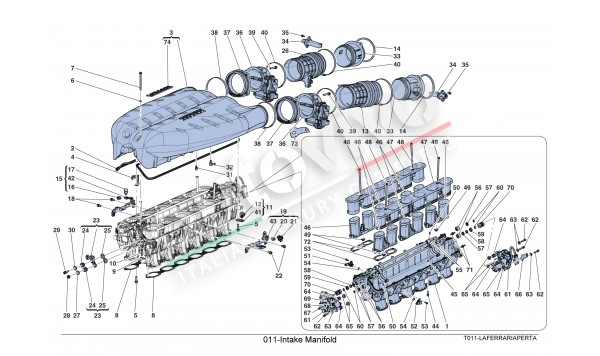 011-Intake Manifold