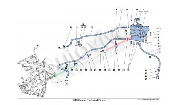016-Header Tank And Pipes