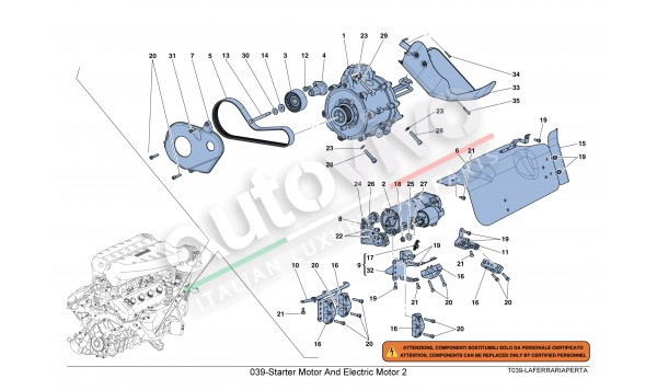 039-Starter Motor And Electric Motor 2
