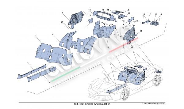 104-Heat Shields And Insulation