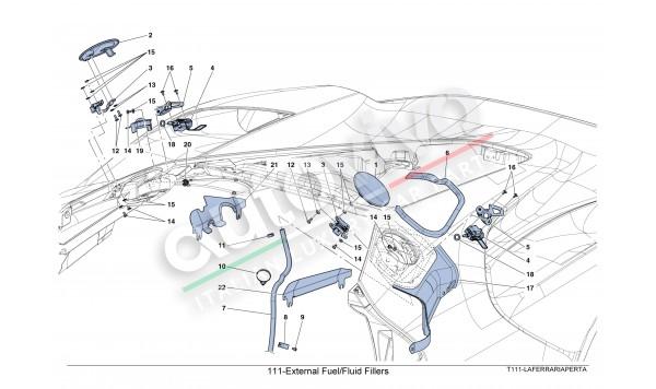 111-External Fuel/Fluid Fillers