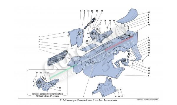 117-Passenger Compartment Trim And Accessories