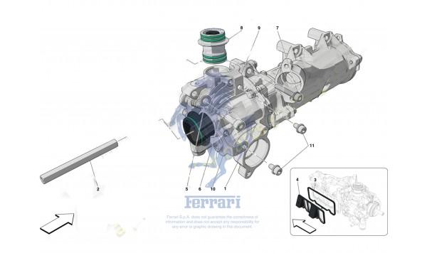 0017 ENGINE OIL PUMP