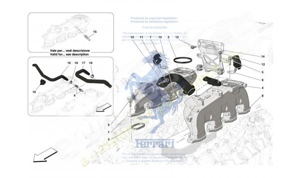 0019 ENGINE INTAKE DUCT