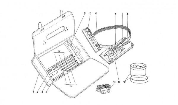 Equipment - Horizontal bag