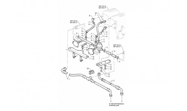 INTAKE MANIFOLD AND INJECTION SYSTEM