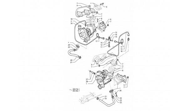 LUBRICATION OF TURBOBLOWERS AND EXHAUST MANIFOLDS
