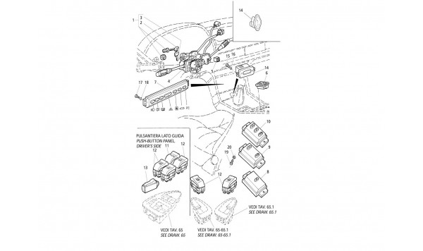 SWITCHES AND STEERING LOCK