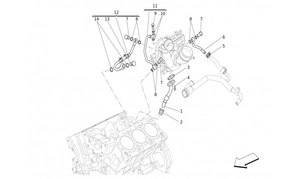 TURBOCHARGING SYSTEM: LUBRICATION AND COOLING