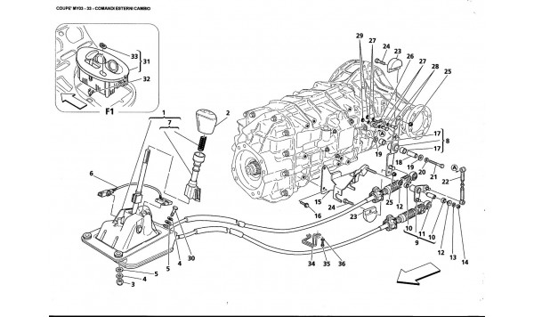 OUTER GEARBOX CONTROLS