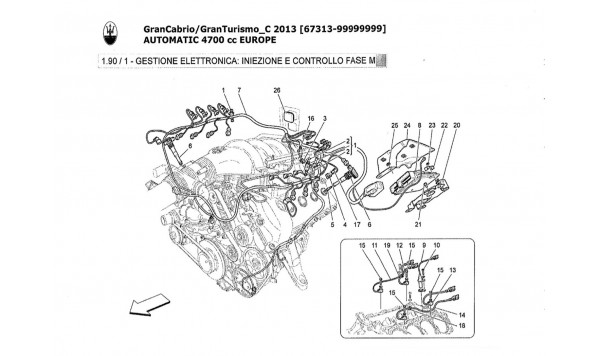 ELECTRONIC CONTROL: INJECTION AND ENGINE TIMING CONTROL