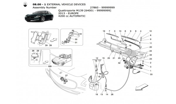 EXTERNAL VEHICLE DEVICES