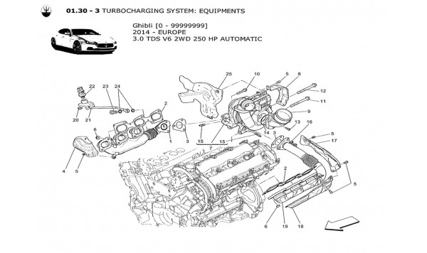 TURBOCHARGING SYSTEM: EQUIPMENTS