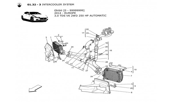 INTERCOOLER SYSTEM
