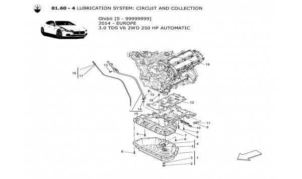 LUBRICATION SYSTEM: CIRCUIT AND COLLECTION Si