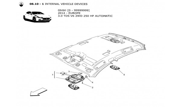 INTERNAL VEHICLE DEVICES