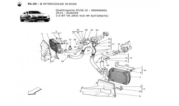 INTERCOOLER SYSTEM