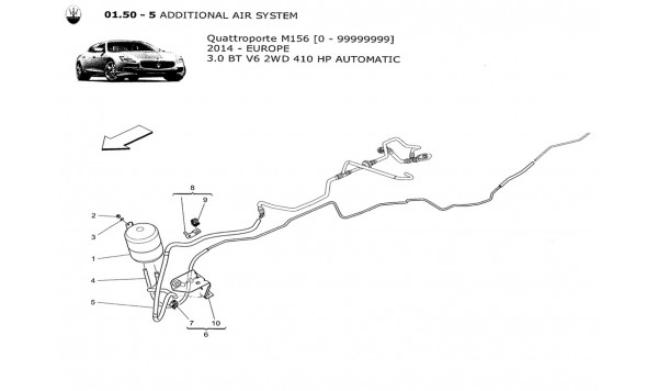 ADDITIONAL AIR SYSTEM