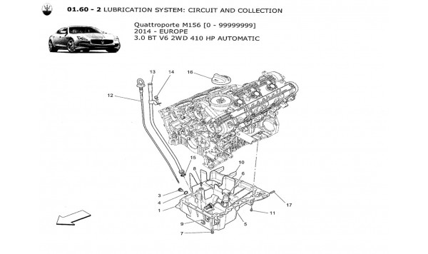 LUBRICATION SYSTEM: CIRCUIT AND COLLECTION